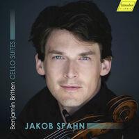 Britten / Spahn - Cello Suites