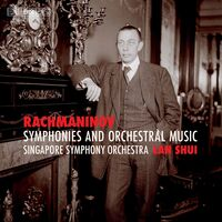 Rachmaninoff / Singapore Symphony Orch / Shui - Symphonies & Orchestral Music