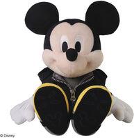 Square Enix - Kingdom Hearts Iii King Mickey Plush (Plus)
