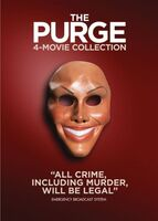 The Purge [Movie] - The Purge: 4-Movie Collection