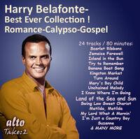 Harry Belafonte - His Best Ever! Romance - Calypso - Spirituals