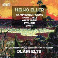 Estonian National Symphony Orchestra - Symphonic Poems
