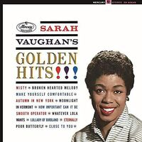 Sarah Vaughan - Golden Hits (Gol) (Uk)