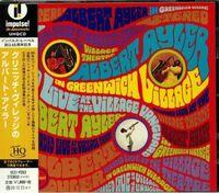 Albert Ayler - Albert Ayler In Greenwich Village [Limited Edition] (Hqcd)