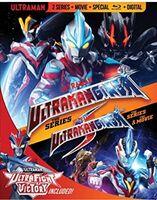 Ultraman Ginga / Ginga S & Ultra Fight Victory - Ultraman Ginga/Ginga S + Ultra Fight Victory - Series And Movie