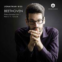 Jonathan Biss - Piano Sonatas 1