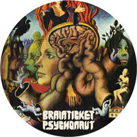 Brainticket - Psychonaut (Picture Vinyl)