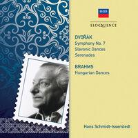 Dvorak / Brahms / Schmidt-Hans Isserstedt - Dvorak Brahms: Orchestral Music (Aus)