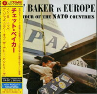 Chet Baker - In Europe - A Jazz Tour Of The Nato Countries (Paper Sleeve)