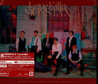 Monsta X - Love Killa (Version A) (incl. DVD)