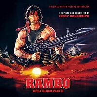 Jerry Goldsmith - Rambo: First Blood Part II (Original Motion Picture Soundtrack)