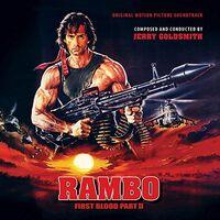 Jerry Goldsmith - Rambo: First Blood, Pt. II