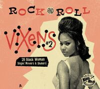 Rock And Roll Vixens 2 / Various - Rock And Roll Vixens 2 (Various Artists)