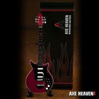 Brian May - Brian May Queen Red Special Mini Guitar (Clcb)