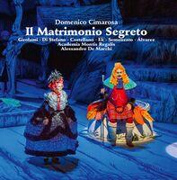 Cimarosa / Academia Montis Regalis / Marchi - Il Matrimonio Segreto (3pk)