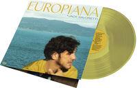 Jack Savoretti - Europiana [Colored Vinyl] [Limited Edition] (Ylw)
