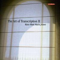 Risto-Matti Marin - Art of Transcription II