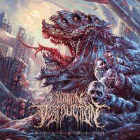 Within Destruction - Deathwish [LP]