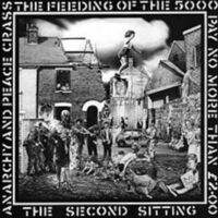 Crass - Feeding Of The Five Thousand (Uk)