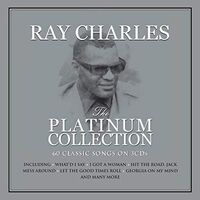 Ray Charles - Platinum Collection (Uk)