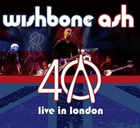 Wishbone Ash - 40th Anniversary Concert: Live In London (W/Dvd)