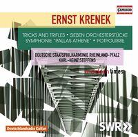 Krenek - Orchestral Works