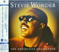 Stevie Wonder - The Definitive Collection (SHM-CD / UHQ-CD/ MQA-CD /DSD-MASTER)