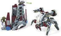 Mega Construx Halo - MEGA Brands - MEGA Construx HALO Vehicle: Skiff Intercept