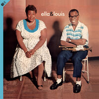 Ella Fitzgerald / Armstrong,Louis - Ella & Louis [180-Gram Vinyl With Bonus CD]