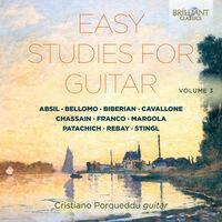 Cristiano Porqueddu - Easy Studies for Guitar 3