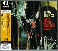Elvin Jones / Davis,Richard - Heavy Sounds [Limited Edition] (Hqcd) (Jpn)