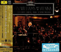 John Williams - John Williams In Vienna (Dlx) (Wbr) (Hqcd) (Jpn)