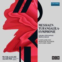 Messiaen / Soddy / Bloch - Turangalila-Symphonie