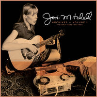 Joni Mitchell - Joni Mitchell Archives Vol. 1: The Early Years (1963-1967) [5CD Box Set]