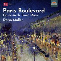 Dario Muller - Paris Boulevard