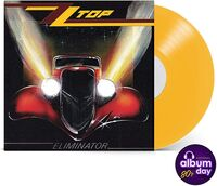 ZZ Top - Eliminator [Colored Vinyl] (Ylw) (Uk)