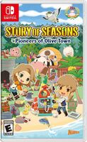 Swi Story of Seasons: Pioneers of Olive Town - STORY OF SEASONS: Pioneers of Olive Town for Nintendo Switch