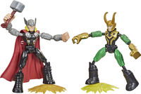 Avn Bend and Flex vs Pack - Hasbro Collectibles - Marvel Avengers Bend And Flex Vs Pack