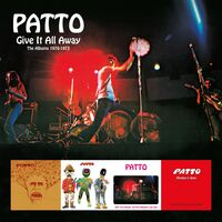Patto - Give It All Away: Albums 1970-1973 (Uk)