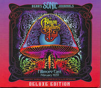 The Allman Brothers Band - Bear's Sonic Journals: Fillmore East February
