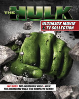 Hulk Ultimate Film & TV Collection - Hulk Ultimate Film & Tv Collection (22pc) / (Box)