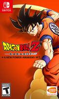 Swi Dragonball Z: Kakarot + a New Power Awakens - Swi Dragonball Z: Kakarot + A New Power Awakens