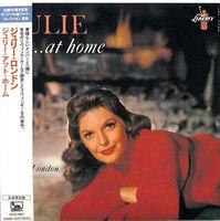 Julie London - Julie At Home (Jmlp) [Limited Edition] [Reissue] (Jpn)