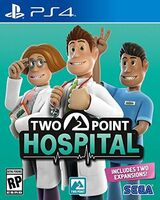 Ps4 Two Point Hospital - Two Point Hospital