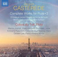 Cobus Du Toit - Complete Works For Flute 2