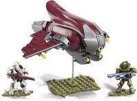 Mega Construx Halo - MEGA Brands - MEGA Construx HALO Vehicle: Banshee Breakout