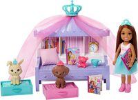 Barbie - Mattel - Barbie Princess Adventure Chelsea Storytime Playset