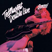 Ted Nugent - Double Live Gonzo (Blue) (Colv) (Ltd) (Hol)