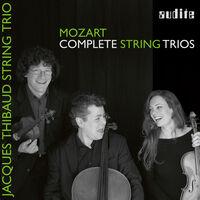 Jacques Thibaud String Trio - Complete String Trios