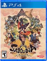 Ps4 Sakuna: Of Rice and Ruin - Sakuna: Of Rice and Ruin for PlayStation 4